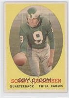 Sonny Jurgensen [Noted]