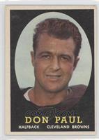 Don R. Paul