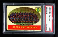 Green Bay Packers Team [PSA7NM]