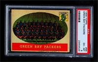 Green Bay Packers Team [PSA 6 EX‑MT]