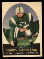 Harry Langford [EX]