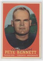 Pete Bennett