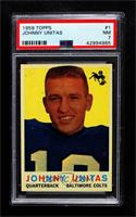 Johnny Unitas [PSA 7 NM]