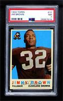 Jimmy Brown [PSA7NM]