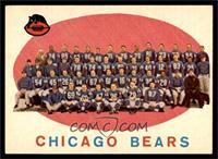 Chicago Bears Team Check List [EXMT]