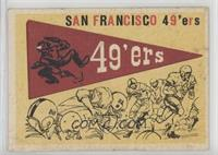 San Francisco 49ers Team