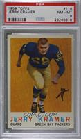 Jerry Kramer [PSA 8 NM‑MT]