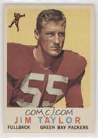 Jim Taylor (Photo of Cardinals' Jim Taylor)