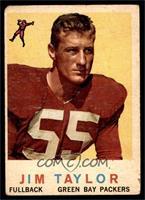 Jim Taylor (Photo of Cardinals' Jim Taylor) [GOOD]