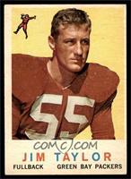 Jim Taylor (Photo of Cardinals' Jim Taylor) [EX]