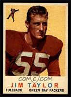 Jim Taylor (Photo of Cardinals' Jim Taylor) [NM]
