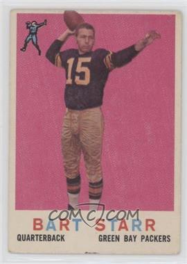1959 Topps - [Base] #23 - Bart Starr [GoodtoVG‑EX]