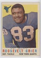 Rosey Grier [GoodtoVG‑EX]