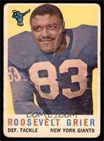 Rosey Grier [FAIR]