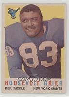 Rosey Grier [PoortoFair]