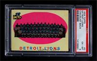 Detroit Lions [PSA6EX‑MT]