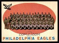 Philadelphia Eagles Team [EX]