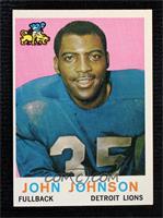 John Henry Johnson [GoodtoVG‑EX]