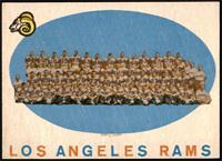Los Angeles Rams Team Check List [EXMT]
