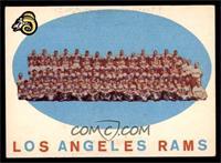 Los Angeles Rams Team Check List [FAIR]