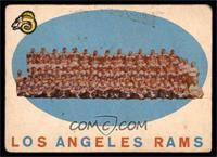 Los Angeles Rams Team Check List [GOOD]