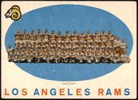 Los Angeles Rams Team Check List [VGEX]