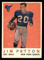 Jimmy Patton [FAIR]