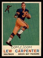 Lew Carpenter [NM]