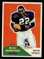 Ron Burton [NM]