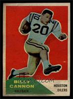 Billy Cannon [GOOD]