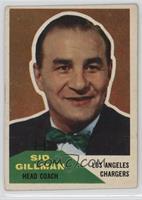 Sid Gillman [GoodtoVG‑EX]