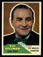 Sid Gillman [EX]