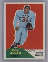 Don Allen [Near Mint‑Mint+]