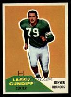 Larry Cundiff [NM]