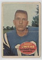 Johnny Unitas [Poor]