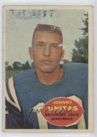 Johnny Unitas [Poor to Fair]