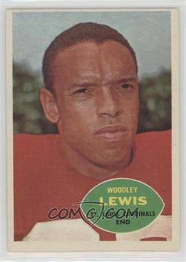 1960 Topps - [Base] #107 - Woodley Lewis
