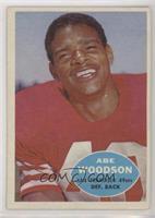 Abe Woodson