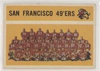 San Francisco 49ers Team [NonePoortoFair]