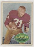 Don Bosseler [PoortoFair]