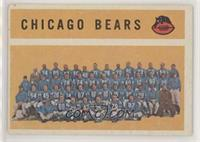 Chicago Bears Team [VeryGood‑Excellent]