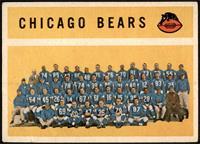 Chicago Bears Team [VG+]