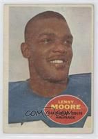 Lenny Moore [Good to VG‑EX]