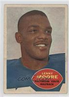 Lenny Moore [Poor]