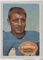 Earl Morrall [GoodtoVG‑EX]