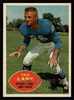 Yale Lary [NMMT]