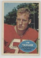 Jim Taylor (Cardinals Jim Taylor Pictured) [Good to VG‑EX]