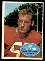 Jim Taylor (Cardinals Jim Taylor Pictured) [EX]
