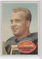 Paul Hornung [GoodtoVG‑EX]