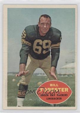 1960 Topps - [Base] #58 - Bill Forester